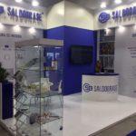 Saldobrase booth at MCE Milano